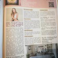 Article dans le santé revue n°81