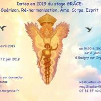Dates du Stage GRACE